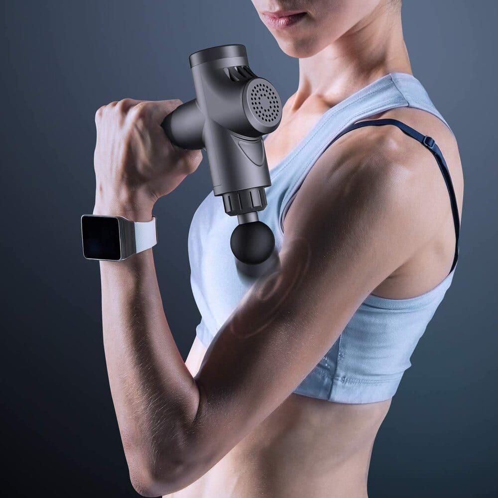 pistola de masaje sanjins